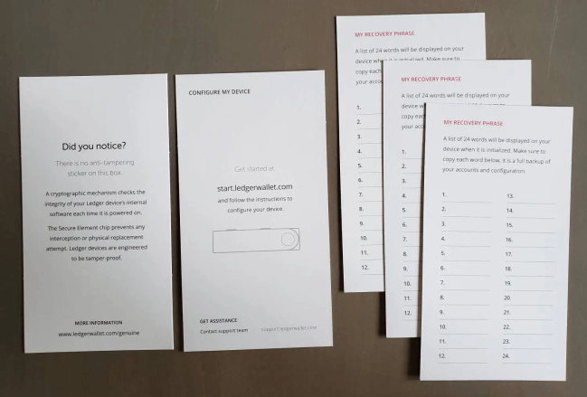 documentation du paquet nano s